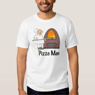 Pizza Man Father's Day T-Shirt