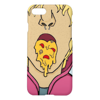 Pizza Man Phone Case Iphone 7