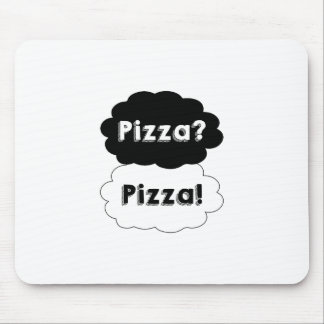 Pizza! Mouse Pad