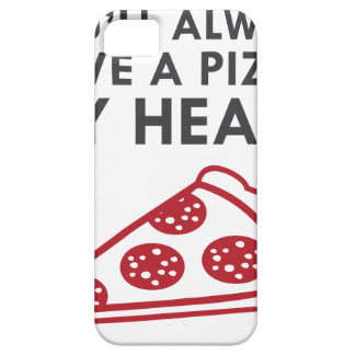 Pizza My Heart Case For The iPhone 5