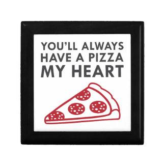 Pizza My Heart Gift Box