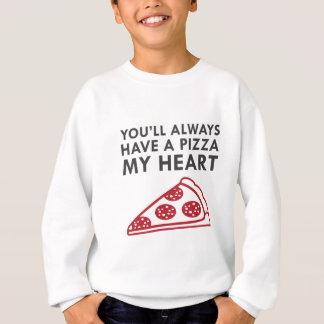 Pizza My Heart Sweatshirt
