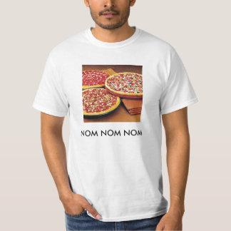 Pizza - Nom Nom nom T-Shirt
