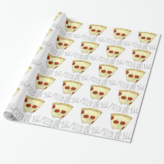 Pizza Or Die Wrapping Paper
