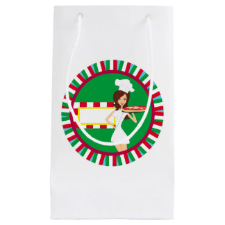 Pizza Party Gift Bag