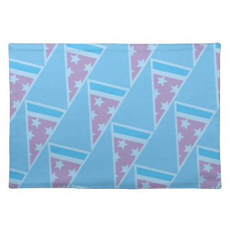 Pizza Party Pattern Placemat