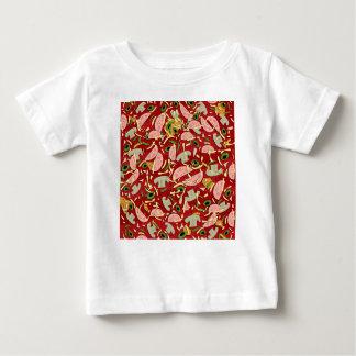 Pizza pattern baby T-Shirt