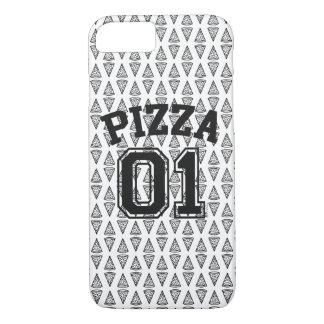 Pizza Pattern Mariez Coque iPhone 7