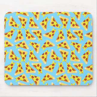 Pizza Pattern Mouse Pad