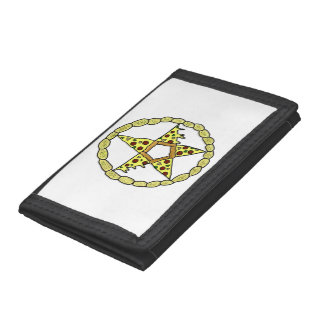 Pizza Pentacle Wallet