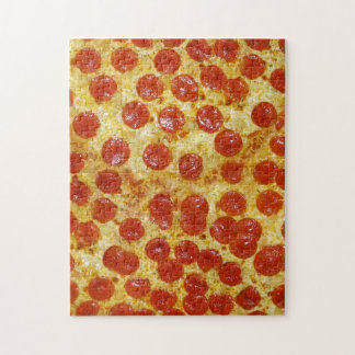 Pizza Photo Puzzle