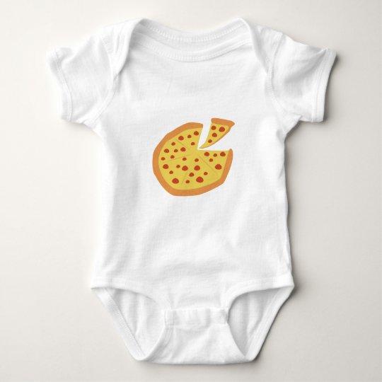 Pizza Pie Baby Bodysuit