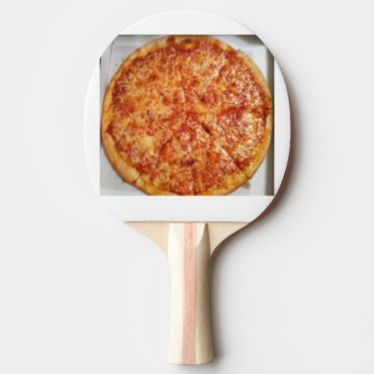 Pizza Ping Pong Paddle