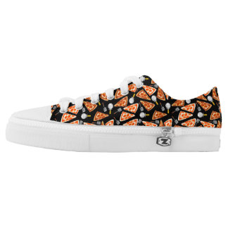 Pizza Pizzaz Low-Top Sneakers