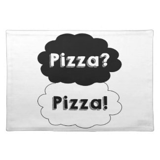 Pizza! Placemat