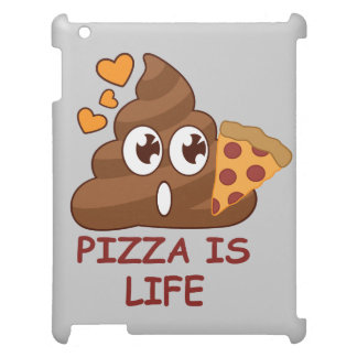 Pizza Poop Life Case For The iPad 2 3 4