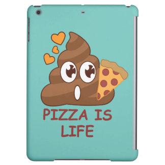 Pizza Poop Life iPad Air Covers