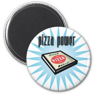 pizza power magnet