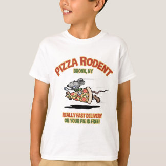 Pizza Rodent T-Shirt