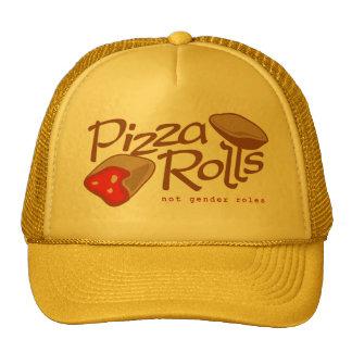 Pizza Rolls Not Gender Roles Trucker Hat