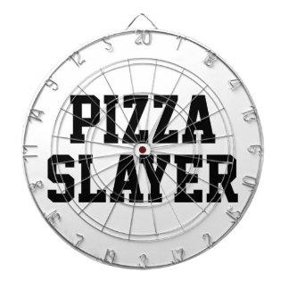 Pizza Slayer Dartboard