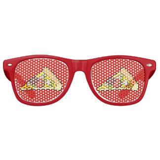 Pizza slice retro sunglasses