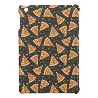 Pizza slices background iPad mini cases