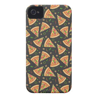 Pizza slices background iPhone 4 case