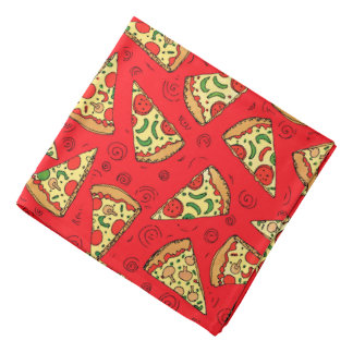 Pizza Slices Bandana