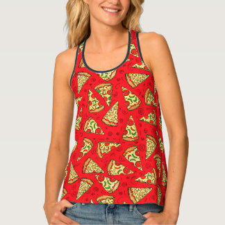 Pizza Slices Tank Top