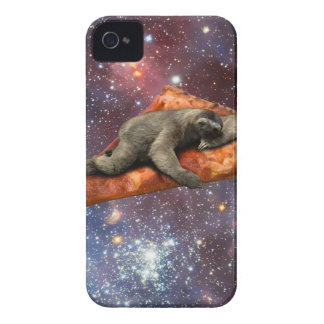 Pizza Sloth In Space iPhone 4 Case
