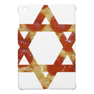 pizza star of david iPad mini case