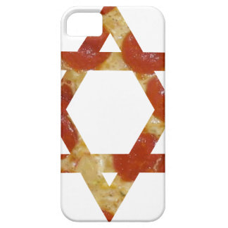 pizza star of david iPhone 5 cover