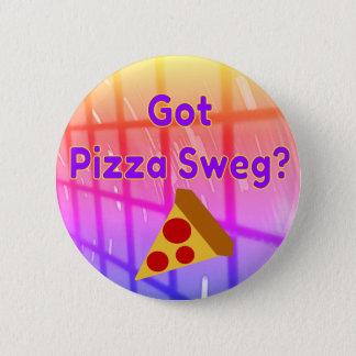 Pizza Sweg 2 Inch Round Button