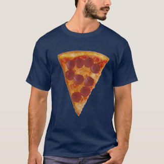 Pizza T-shirt dark