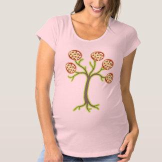 pizza tree maternity T-Shirt