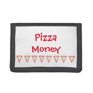 """Pizza"" Wallet"