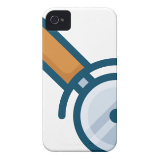 Pizza Wheel Cutter iPhone 4 Case