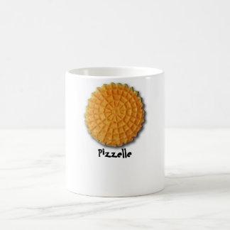 Pizzelle cookie mug