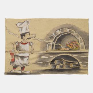 Pizzeria Kitchen Towel