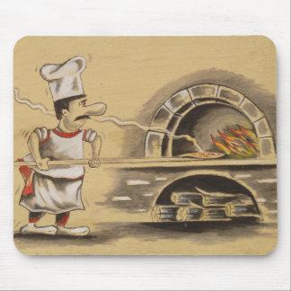Pizzeria Mouse Pad