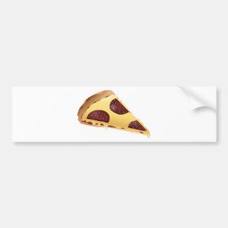 Pizzeria Pizza Bumper Sticker