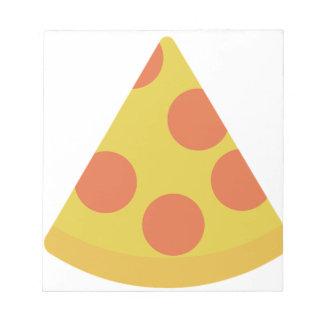 Pizzeria Pizza Notepad