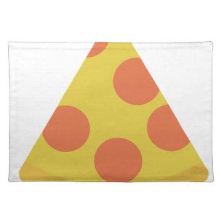 Pizzeria Pizza Placemat