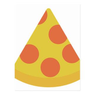 Pizzeria Pizza Postcard