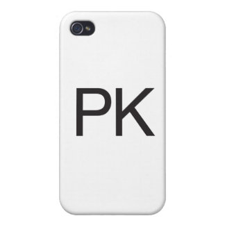 PK CASE FOR iPhone 4