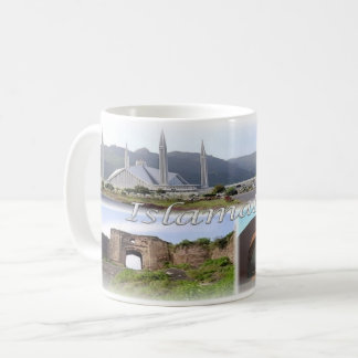PK Pakistan - Islamabad - Coffee Mug