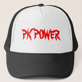 PK POWER TRUCKER HAT