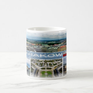PL Poland Polska - Krakow - Coffee Mug