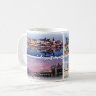PL  Poland - Polska - Krakow - Coffee Mug